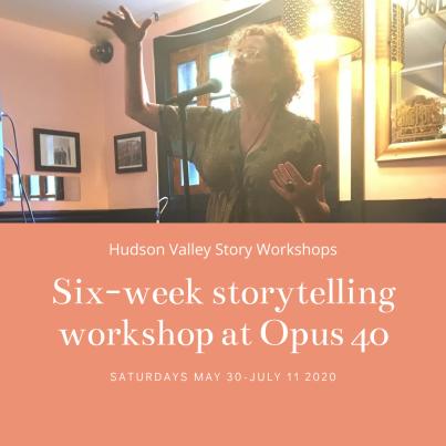OPUS Six-week storytelling workshop